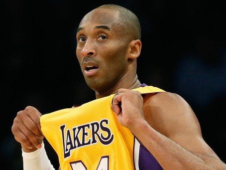 NBA has renamed its All-Star Game MVP trophy after Kobe Bryant