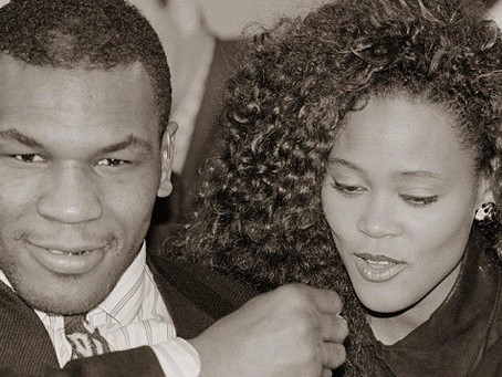 Robin Givens Will Not Figure Into Jamie Foxx's Mike Tyson Biopic