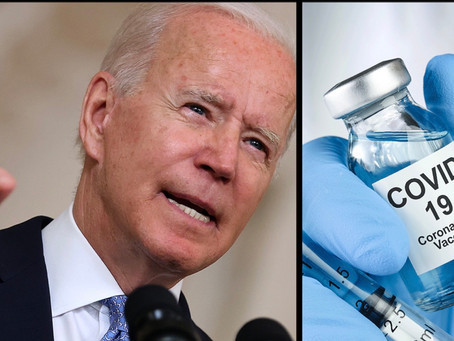 Biden Plans to Force Companies With More than 100 Employees to Vaccinate Workers