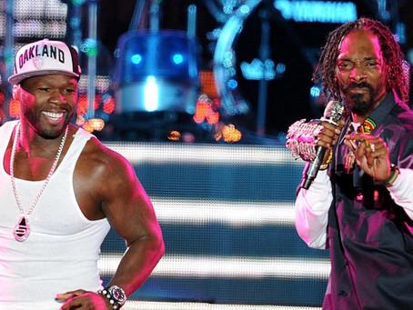 50 Cent & Snoop Dogg Roast Oprah Winfrey Falling On-Stage During Live Seminar