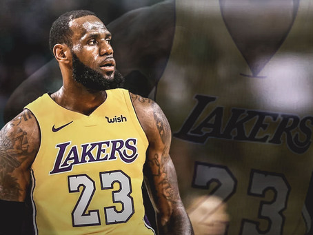 NBA: LeBron James Will Give Up #23 Jersey To Anthony Davis