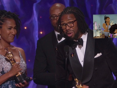 Hair Love wins Best Animated Short Film at the Oscars!