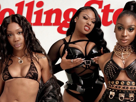 SZA, Megan Thee Stallion And Normani Star On The cover Of Rolling Stone's Women Shaping The Future