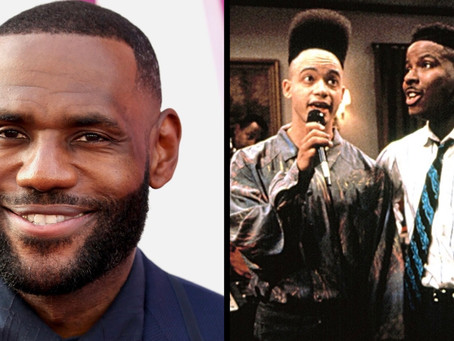 LeBron Is Remaking 'House Party', And Movie Fans Had Some Very Strong Reactions