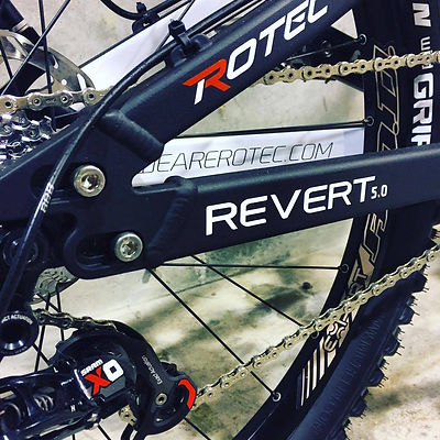 Jase Connor's New Revert 5.o Rotec Cycles USA