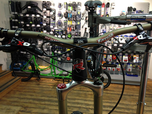 Rotec Cycles USA's New Revert 5.o