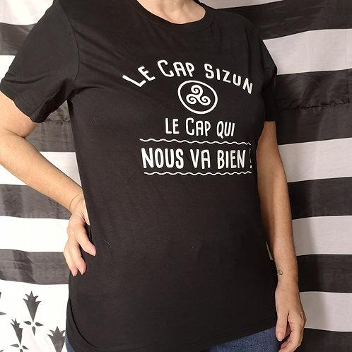 T-shirt Le Cap qui nous va bien