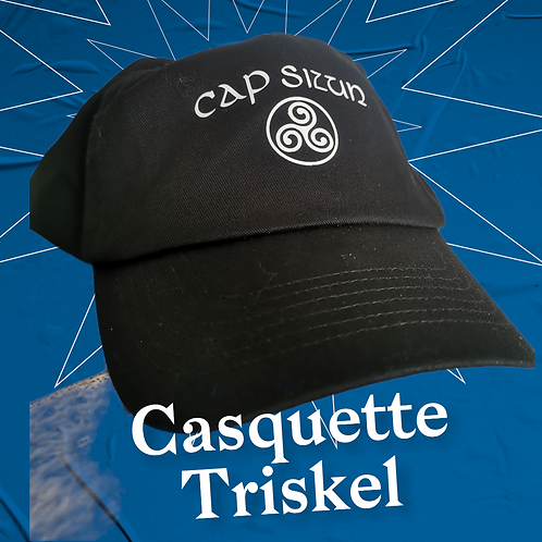Casquette Cap Sizun Triskel