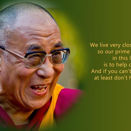 Happy 85th birthday HH the 14th Dalai Lama