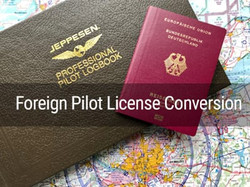 CONVERSION OF FOREIGN LICENCES