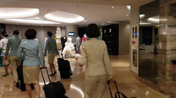 HOTEL & TRANS. FOR CREW