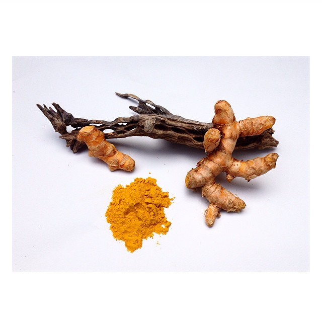 Instagram - TURMERIC is by far one of the top 3 herbs I would bring, if I ever f