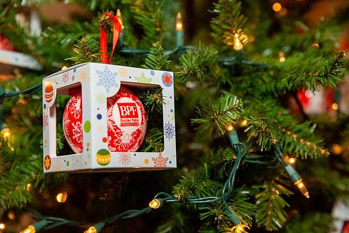 BPF Holiday Ornament