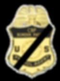 1 Mourning Badge