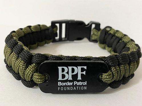 BPF Paracord Bracelet