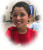 Pedro, an elementary student