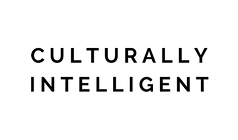 Culturally Intelligent Text Logo