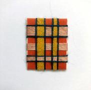 Mini Framed Textile Art
