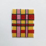 Mini Textile Artwork