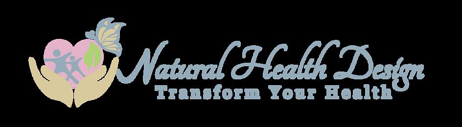Natural Health Design Services Logo