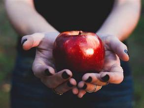 Una mela al giorno....
