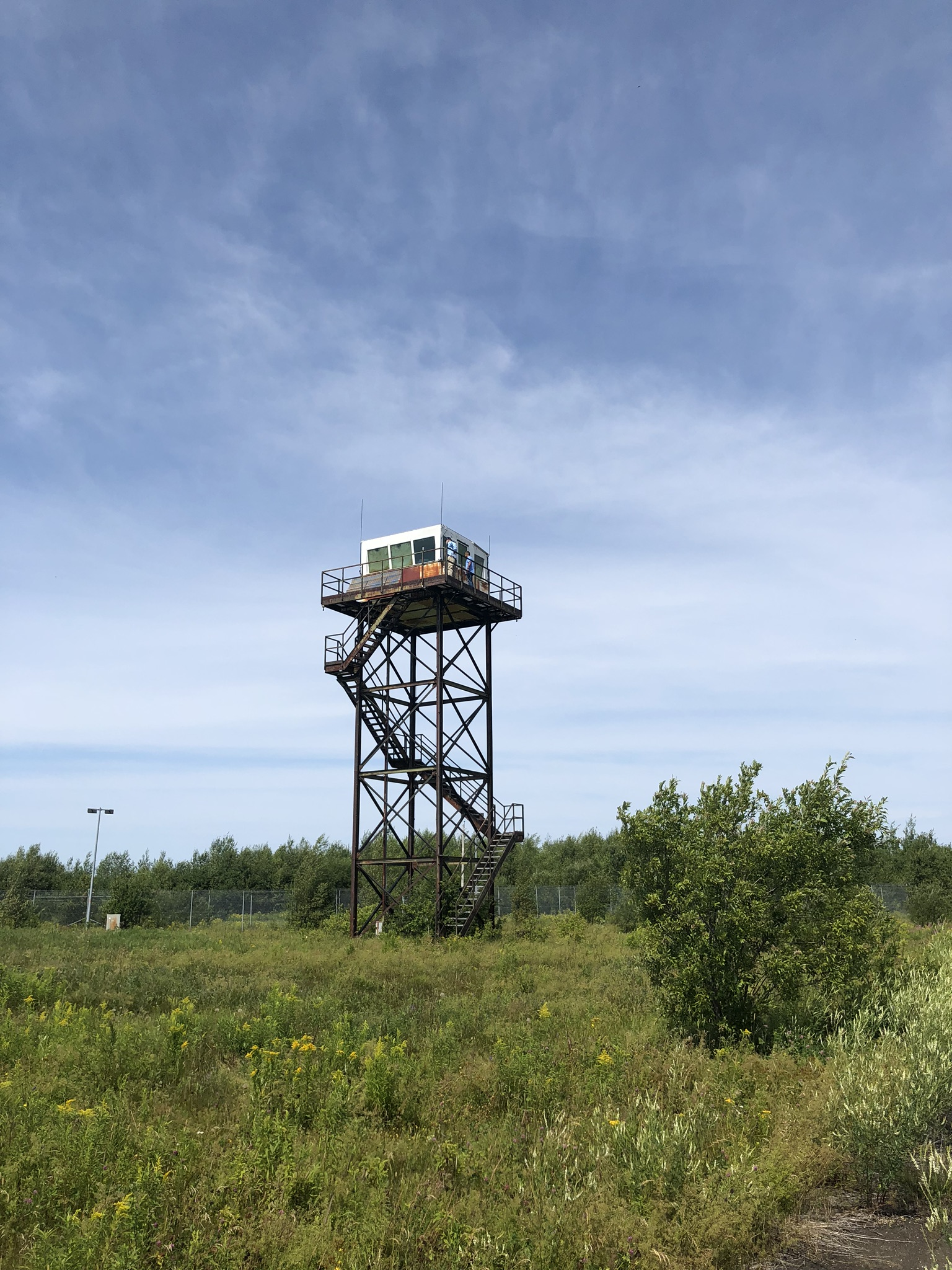 Alert Area Guard Tower