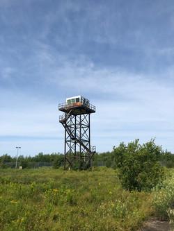 Alert Area Guard Tower