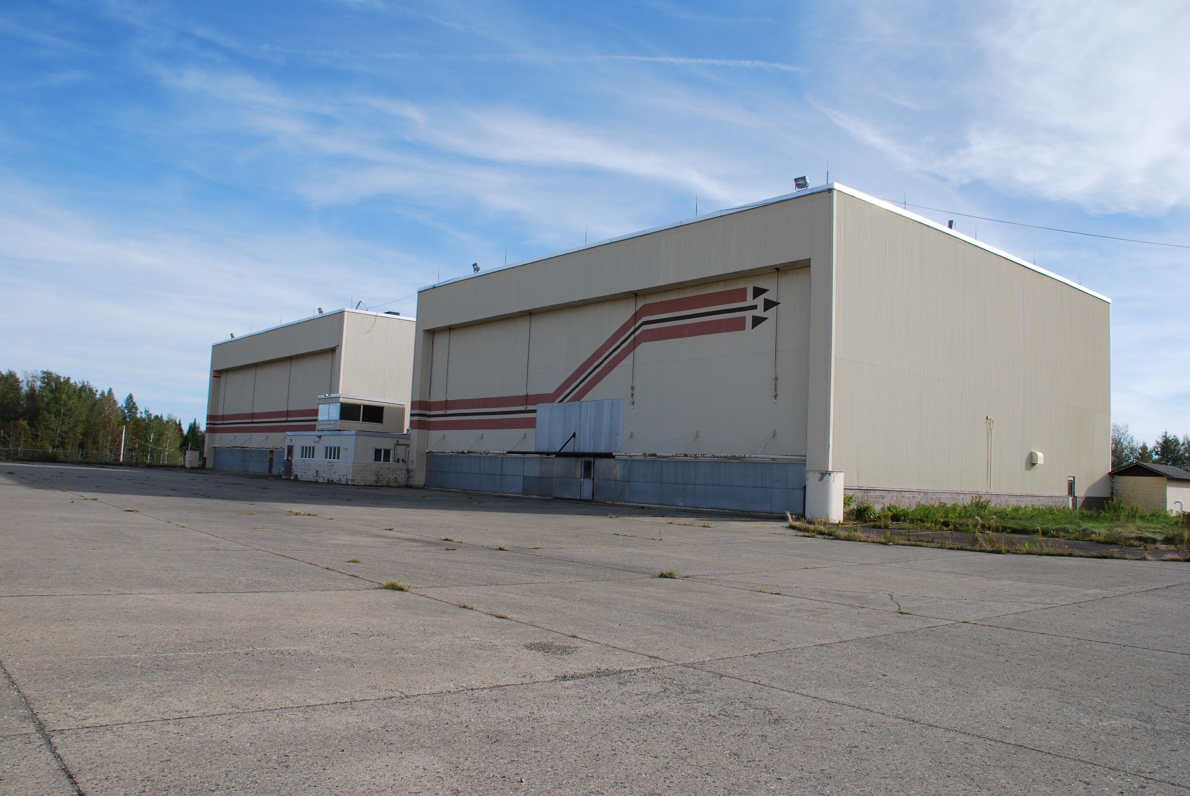 FIS Hangars