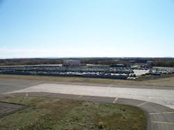 DC Hangar Roof