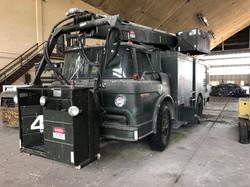 De-Icing Truck