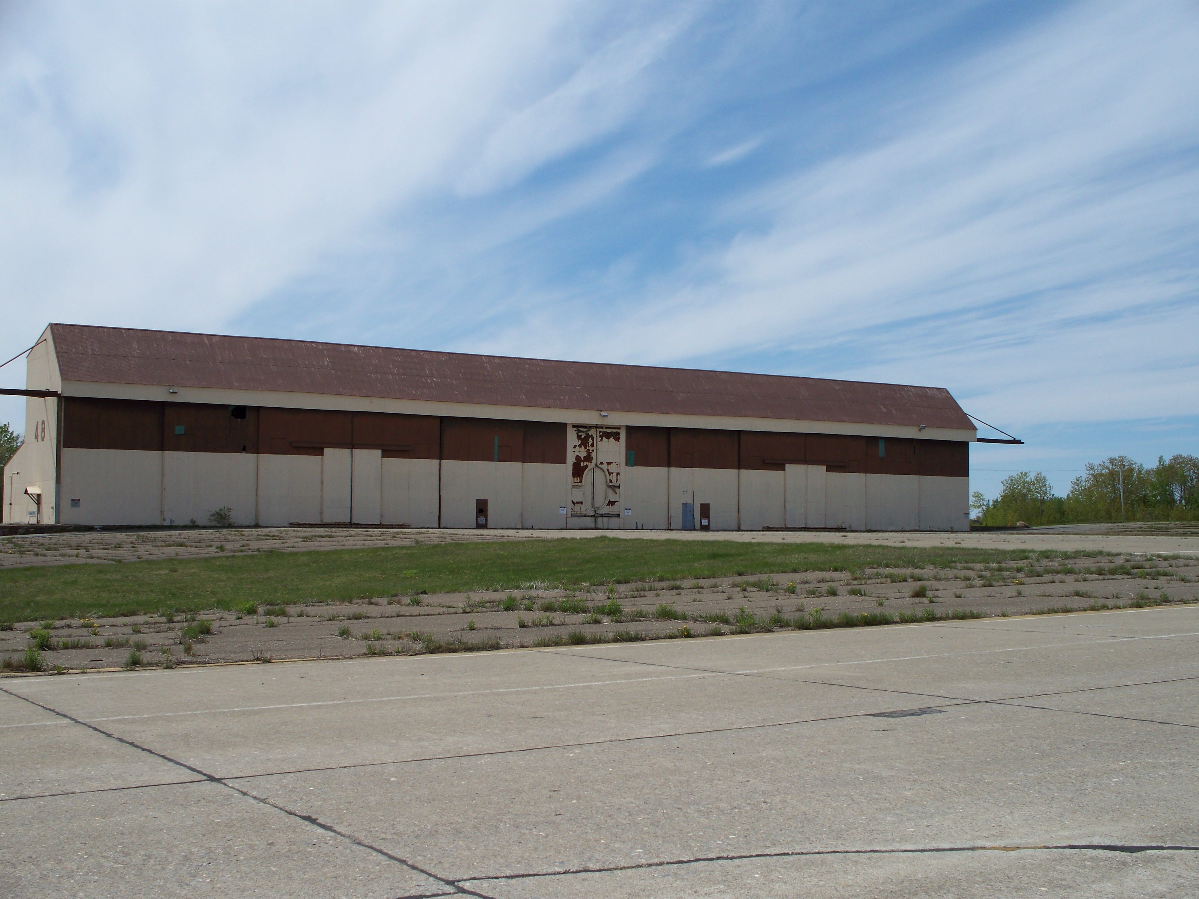 Nose Dock Hangar