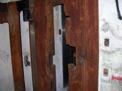 Old A Structure Inner Door
