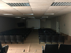 Mole Hole Theater/Briefing Room