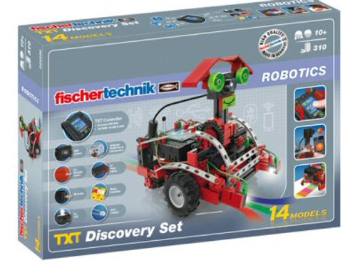 524328 ROBOTICS TXT Discovery Set