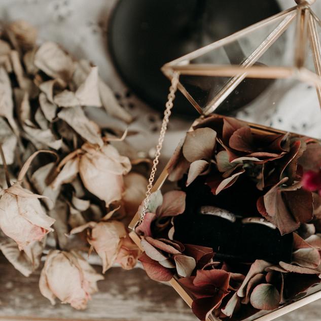 Květinová výzdoba do puntíku