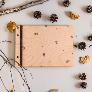 Dřevěná alba