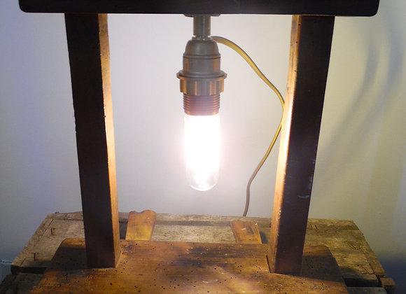 Lampe rabot