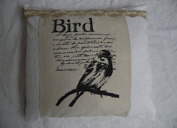 Housse de coussin bird