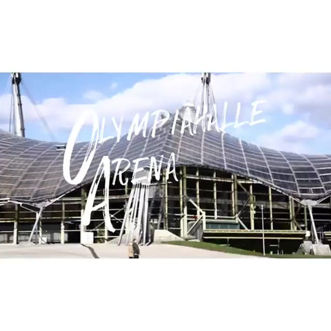 Olympiahalle Arena - 15,000