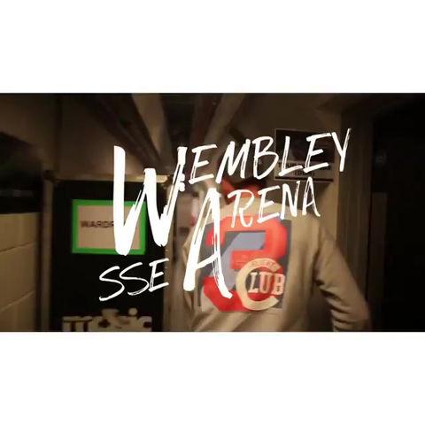 Wembley Arena - 12,500