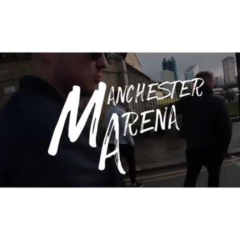 Manchester Arena - 15,000