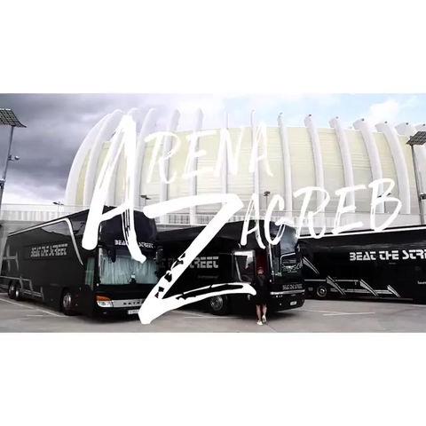 Arena Zagreb - 15,000