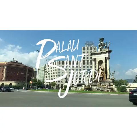Palau Sant Jordi - 15,000