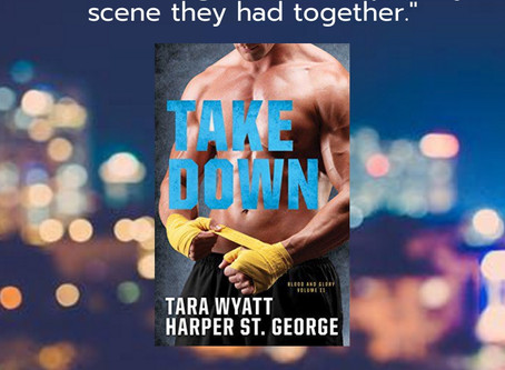 TAKE DOWN is out now!