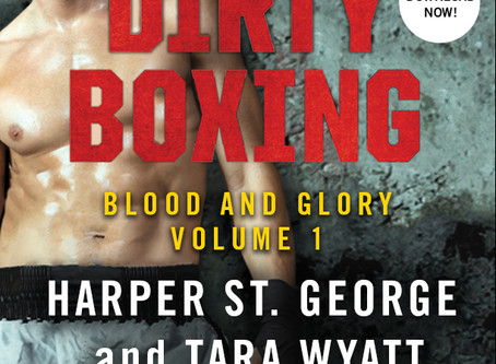 Dirty Boxing available now!