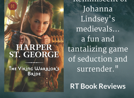 The Viking Warrior's Bride out today in print and ebook