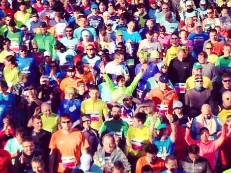 Day 77 3000km Challenge & Barcelona Marathon