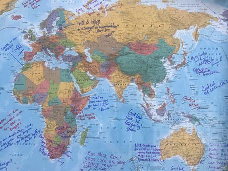The Launch Event – Everest Summiter, 1000 Marathons Man, Inspirational Friends, Scientists, Sp