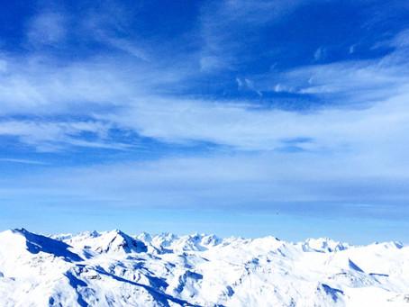 St Martin de Belleville – French Alps – Day 2 – 4600ft