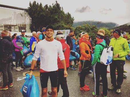 Dolomites Mountain Race, Berlin Marathon & a 382 Mile Month
